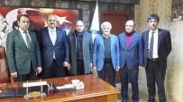 HÜSEYIN GÜLER - Başkan Orhan'dan Karakaya'ya Ziyaret