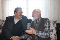 UYGARLıK - Başkan Tutal'dan 95 Yaşındaki Hasan Dedeye Ziyaret