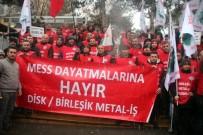 METAL İŞ - Birleşik Metal-İş Sendikası Genel Başkanı Serdaroğlu Bilecik'te