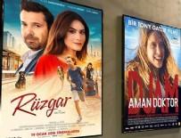 CEYDA DÜVENCİ - Bu hafta 6 film vizyona girecek
