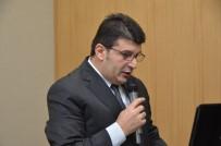 DEMİRYOLU PROJESİ - Bülbül, Erzincan'da Yapılan 'Trabzon-Erzincan Demiryolu' Konulu Toplantıyı Değerlendirdi