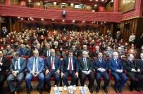 Bursa'da Şehit Yakınları Ve Gazilere Devlet Övünç Madalyası Verildi