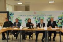 İNİSİYATİF - Çorum'un Strateji Planı Tanıtıldı