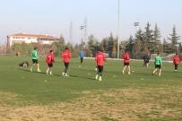 HALUK ULUSOY - Denizlispor, Adanaspor Maçının Hazırlıklarını Sürdürüyor
