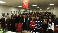 TAŞERON İŞÇİ - Devrek Belediye Başkanı Semerci İşçilerle Bir Araya Geldi