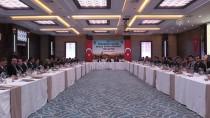 MADDE BAĞIMLILIĞI - Diyarbakır'da 'Sağlık Değerlendirme Toplantısı'