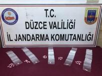 Düzce'de Jandarmadan Uyuşturucu Baskını