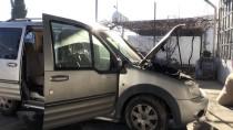 Edirne'deki Araç Kundaklaması Güvenlik Kamerasına Yansıdı