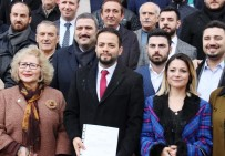 BÜYÜKŞEHİR YASASI - Efeler AK Parti'nin Yeni Yönetimi Mazbatasını Aldı