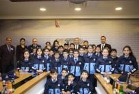 Elazığ'da 'Çocuk Zabıta' Projesi