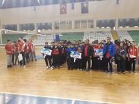 ATATÜRK - Erzurum Voleybolda Çeyrek Finalde