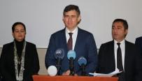 METİN FEYZİOĞLU - Feyzioğlu Açıklaması 'Ümit Kocasakal'ın Yolu Açık Olsun'