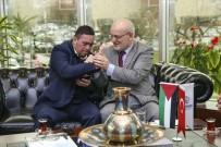 DOWN SENDROMU - Filistinli Down Sendromlu Muhammed El Tavil Beykoz'da