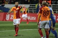 KALE ÇİZGİSİ - Galatasaray Çeyrek Finalde