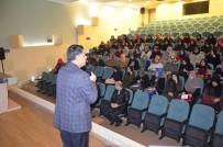 HARRAN ÜNIVERSITESI - HRÜ 9'Uncu Sınıf  Öğrencilerine Yönelik Seminer Düzenlendi