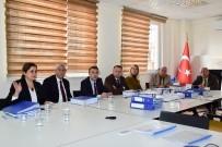 İmar Ve Şehircilik Dairesi Başkanlığı Tarafından Komisyon Toplantısı Düzenlendi