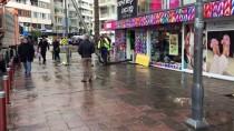 DEMIRLI - İzmir'deki Fırtına