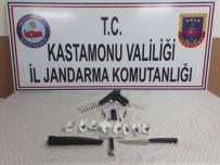 KAÇAKÇILIK - Jandarma Ekiplerinden Uyuşturucu Operasyonu Açıklaması 3 Gözaltı