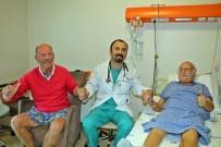 KALP KAPAĞI - Kalp Hastası Turistler, Kendilerini Türk Hekimlere Emanet Ediyor