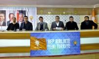 KAYHAN TÜRKMENOĞLU - Kayhan Türkmenoğlu'na Büyük Destek