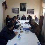 Kent Konseyi Çalışma Gurupları Bir Araya Geldi