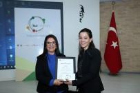 SOSYAL SORUMLULUK - 'Kız Kardeşim' Eğitimlerine Katılan Kadınlar Sertifikalarını Aldı