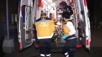 Konya'da Bıçaklı Kavga Açıklaması 2 Yaralı