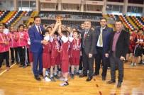 MİMAR SİNAN - Küçükler Hentbol Müsabakaları Sona Erdi