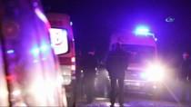 SAĞLIK EKİBİ - Malatya'da Silahlı Kavga Açıklaması 1 Ölü, 1 Yaralı