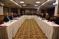 TURGAY ŞIRIN - Manisa, MİS Toplantısına Ev Sahipliği Yaptı