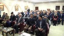 Mardin'de Devlet Övünç Madalyası Ve Beratı Töreni