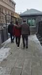 Market Çalışanlarını Bıçakla Tehdit Eden Bir Kişi Tutuklandı