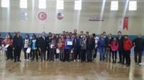 ERKENEK - Masa Tenisinde Dereceye Giren Okullar Belli Oldu