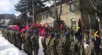 Mehmetçik Sınıra 'Genç Osman' Marşıyla Uğurlandı