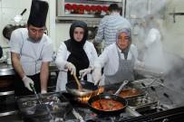 İÇLİ KÖFTE - Milli Yemekler 'Fast Food'a Karşı