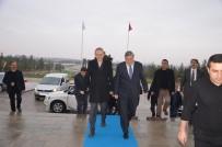 HARRAN ÜNIVERSITESI - Müsteşar Yardımcılarından Harran Üniversitesi'ne Ziyaret