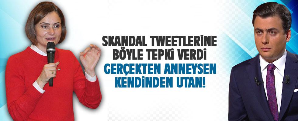 Osman Gökçek'ten CHP'li Kaftancıoğlu'na: Gerçekten anneysen kendinden utan