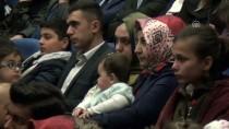 OSMANIYE VALISI - Osmaniye'de Devlet Övünç Madalyası Ve Beratı Tevcih Töreni