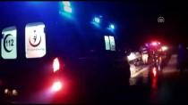 Osmaniye'de Trafik Kazası Açıklaması 2 Ölü, 3 Yaralı