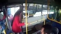 ATATÜRK - Otobüs Şoförü Rahatsızlanan Yolcuyu Hastaneye Yetiştirdi