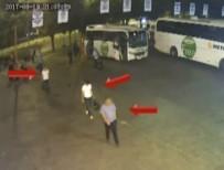 ÇETE LİDERİ - Otogarı Ve Hastaneleri Mesken Tutan Yankesiciler Kamerada