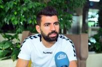 SHAKHTAR DONETSK - Selim Ay Açıklaması 'UEFA'da Oynamak Farklı Bir Duygu'