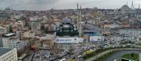 KUBBE - (Özel Haber )Yeni Camii Restorasyonunun Yüzde 50'Si Tamamlandı