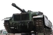 ASKERİ ARAÇ - PKK Avcısı Tanklar Sınıra