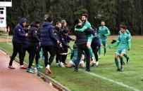 AYDOĞAN - Salihli Belediyespor'dan 4-1'Lik Galibiyet