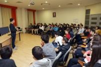 BIYOLOJI - SANKO Okullarında Liseliler, Ortaokul Öğrencilerini Konuk Etti