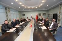 EKONOMI VE TEKNOLOJI ÜNIVERSITESI - SATSO 2018-2021 Stratejik Plan Çalışmalarına Başladı