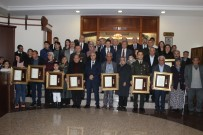 ATEŞ ÇEMBERİ - Şehit Yakınları Ve Gazilere Devlet Övünç Madalyası Ve Beratı Verildi
