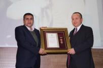 CEYHUN DİLŞAD TAŞKIN - Siirt'te Şehit Yakınlarına 'Devlet Övünç Madalyası' Verildi