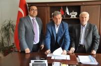MERKEZİ YÖNETİM - Simav Belediyesi, TMMOB İle Asansör Protokolü İmzaladı